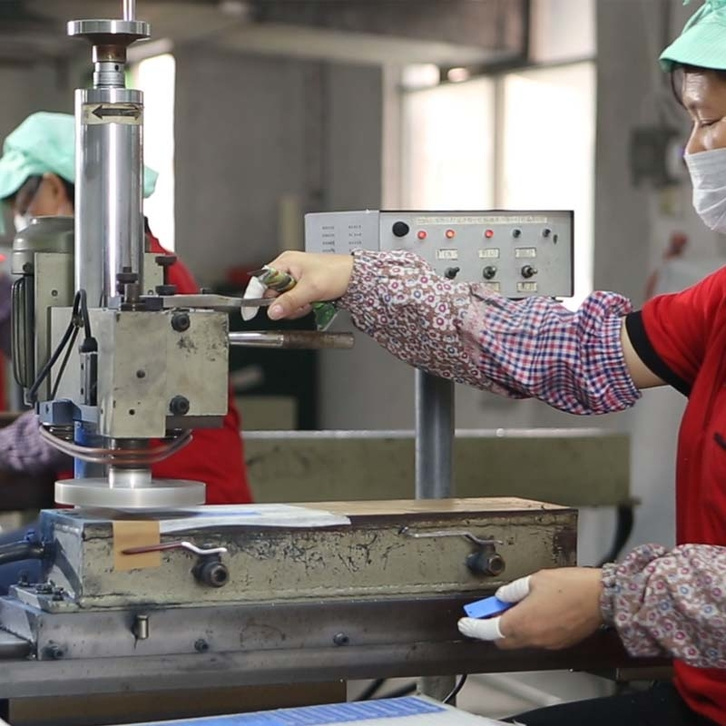 Diamond Cutting Process for Hardware Products